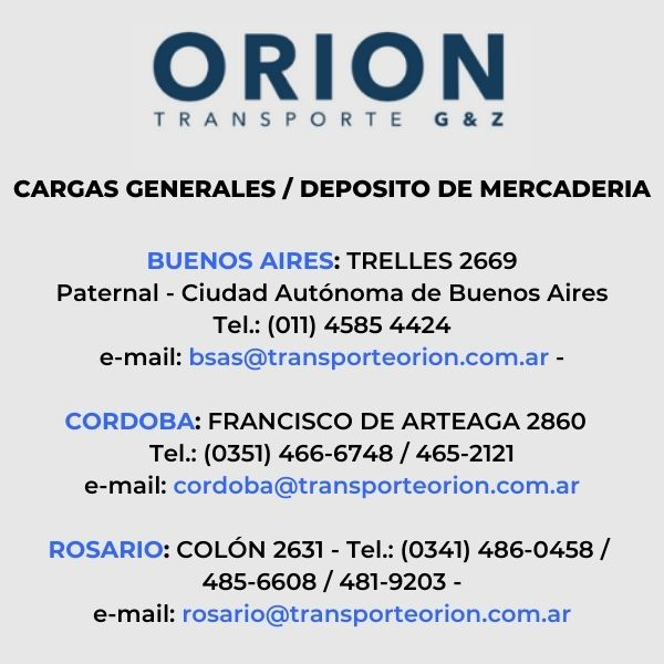 Trasporte ORION